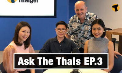 Ask The Thais | EP.3 | Ladyboys, Covid situation, Bad Students' protest | Thaiger
