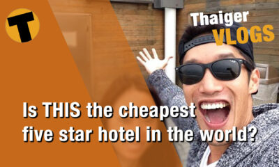 Is THIS the cheapest five star hotel in the world? Right here in Bangkok | VIDEO | The Thaiger