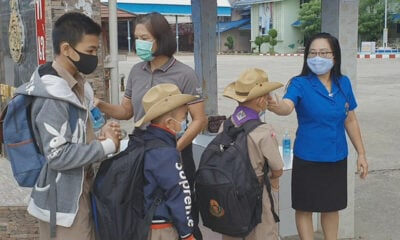 Mae Sot schools close after just 1 hour reopening when 5 students were found infected | Thaiger
