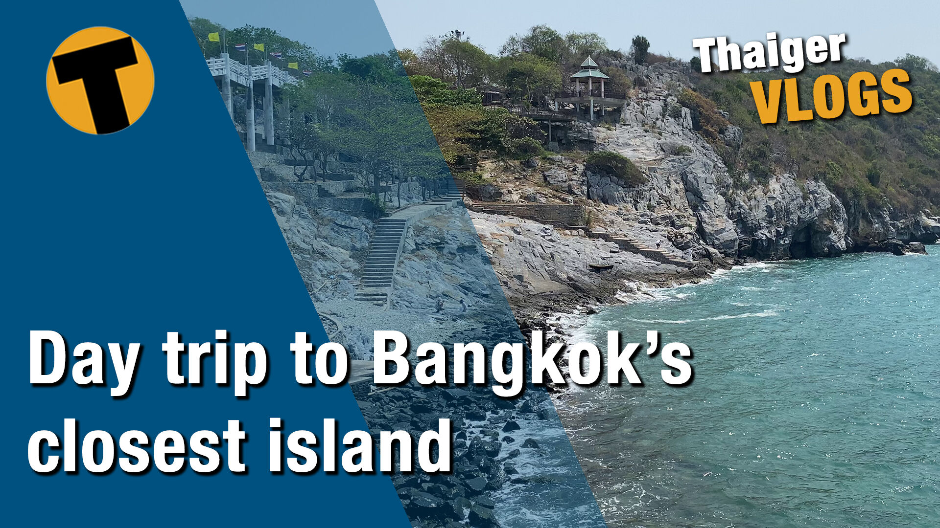 Day trip to Bangkok's closest island – Koh Si Chang   VIDEO   Thaiger