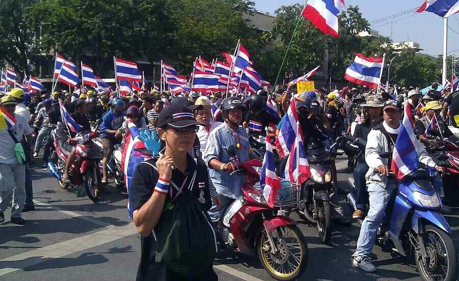 Behind bars: government ministers among 29 jailed for Yingluck protests | Thaiger