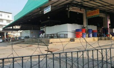 Samut Sakhon's shrimp market to remain closed until February 15 | The Thaiger