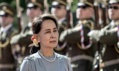 Myanmar's Aung San Suu Kyi arrested and detained, NLD spokesman | The Thaiger