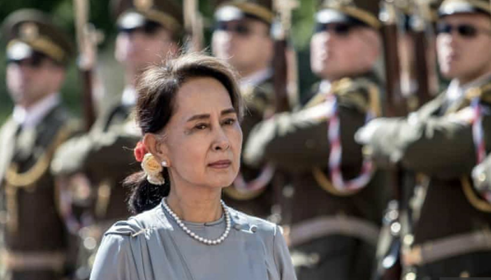 Myanmar's Aung San Suu Kyi arrested and detained, NLD spokesman | Thaiger