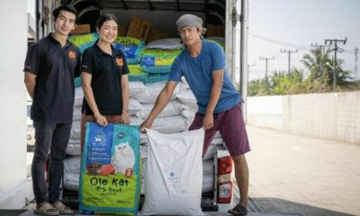 HM the King donates 2 tonnes of pet food to Soi Dog Foundation | Thaiger