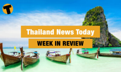 Thailand News Today | Week In Review | February 14 | The Thaiger