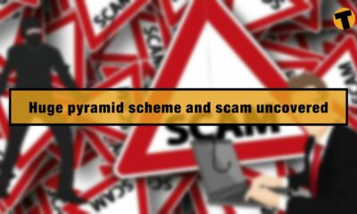 Huge pyramid scheme and scam uncovered involving 1000s of people | VIDEO | The Thaiger