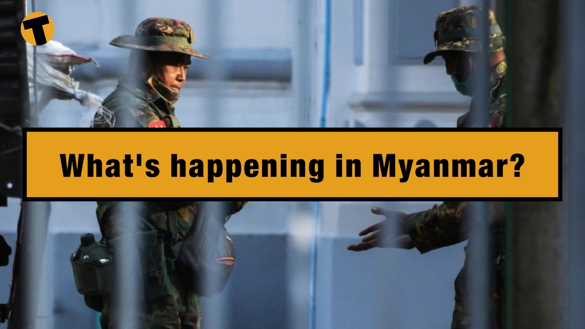 What's happening in Myanmar? The background noise that led to an Army coup | The Thaiger