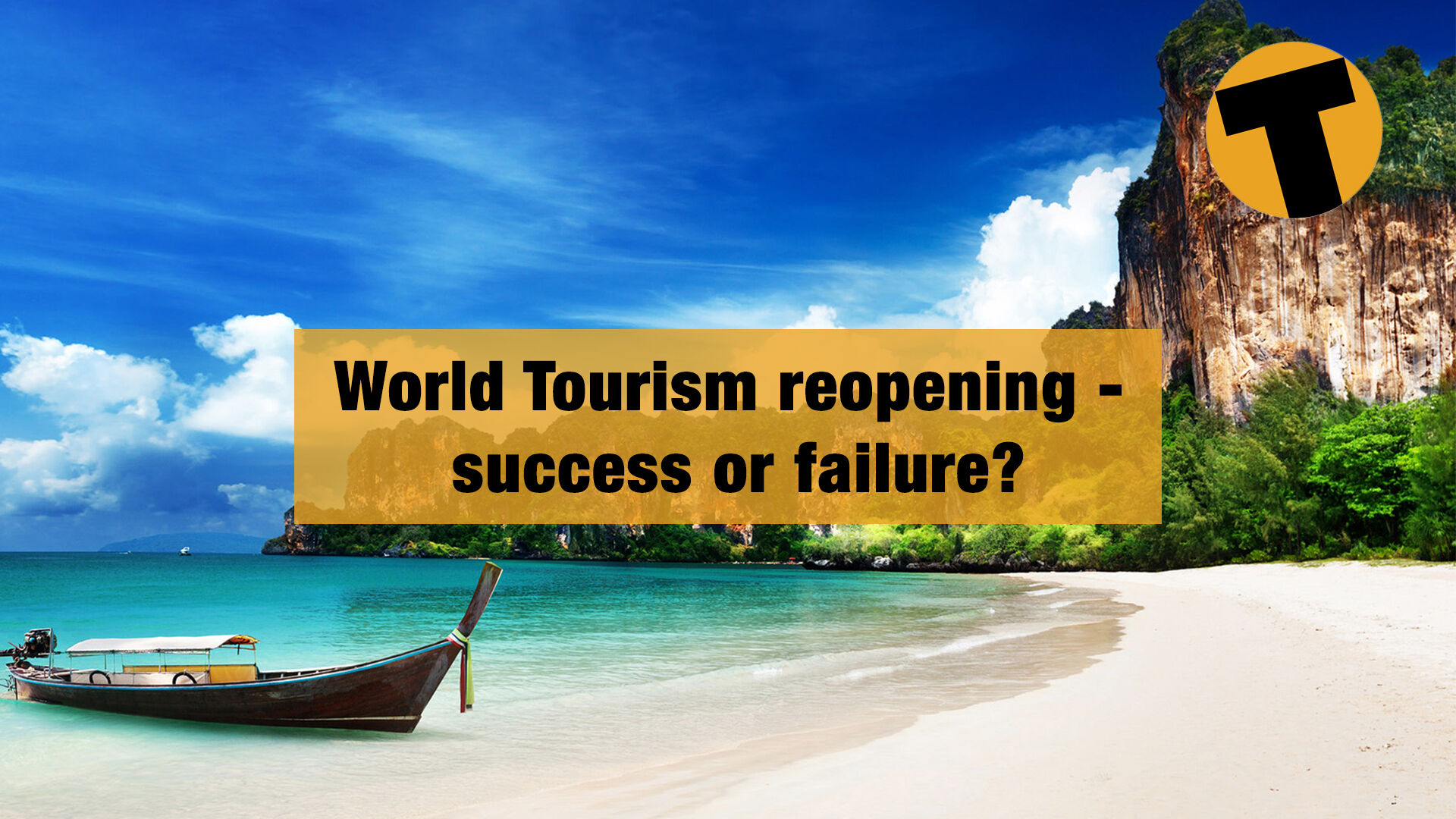World Tourism hotspots re-opening – success or failure? | VIDEO | The Thaiger