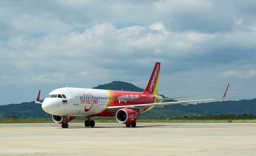 Domestic air passenger numbers double those of January | The Thaiger