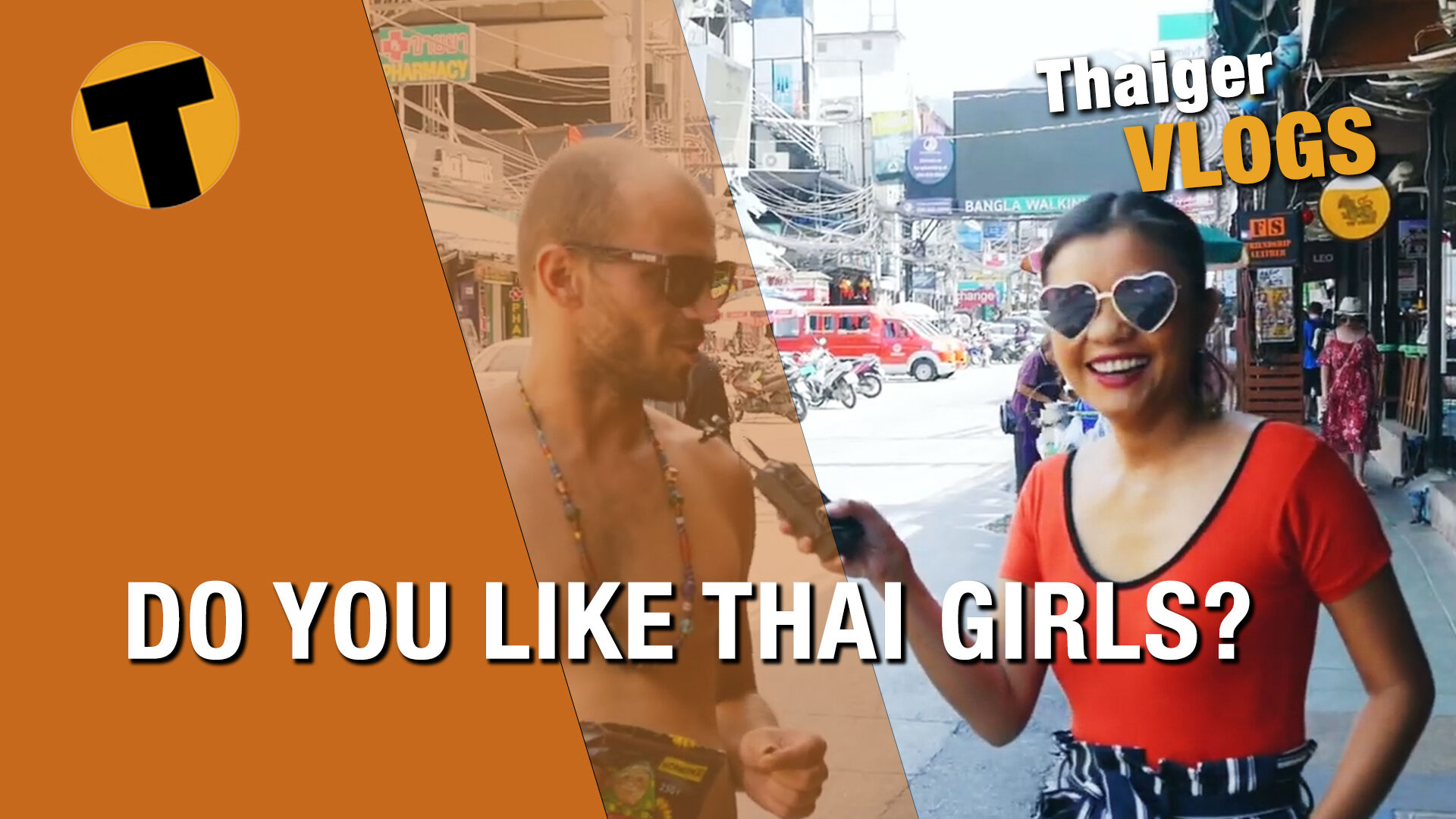 Why do foreign men like Thai women? A Thaiger vlogger wants to know | Thaiger