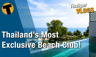 Thailand's most exclusive Beach Club | BaBa Beach Club Hua Hin | VIDEO | The Thaiger