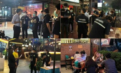 3 Bangkok venues shut for violating Covid-19 prevention measures | The Thaiger