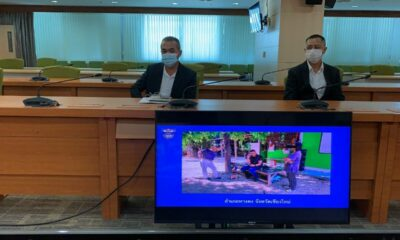 Thai police arrest 35 people for allegedly spreading fake news on Covid-19 | The Thaiger