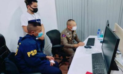 Police in Bangkok arrest 13 people for allegedly running an online gambling operation | The Thaiger