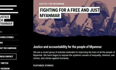 Hackers take aim at Myanmar government website | Thaiger