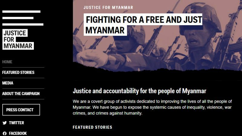 Hackers take aim at Myanmar government website | The Thaiger