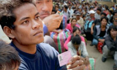 More than 600,000 migrants registered with Labour Ministry over the past month | Thaiger