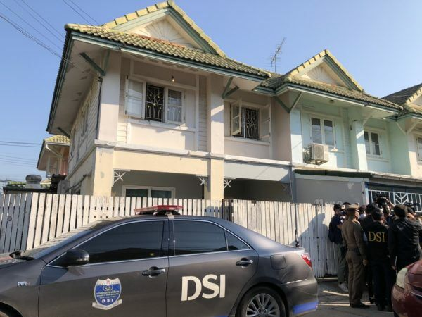 DSI raids Thai model agency, finds 500,000 photos and videos of child pornography | The Thaiger