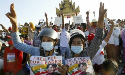 First death from Myanmar coup protests reported | The Thaiger