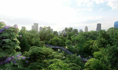 Bangkok's future is green, forest park project set to finish next year | The Thaiger