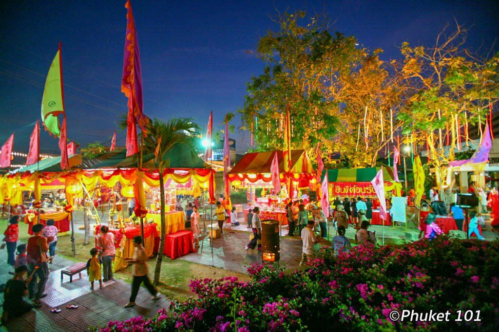 Chinese New Year celebrations stark reminder of Covid's impact on Phuket | The Thaiger