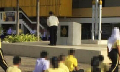 Thai school director resigns after sexual abuse and firearms charges | The Thaiger