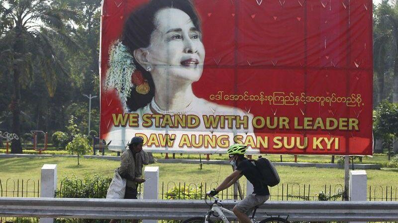 Myanmars Militär übernimmt die Kontrolle, Politiker verhaftet – Ausnahmezustand für ein Jahr verhängt