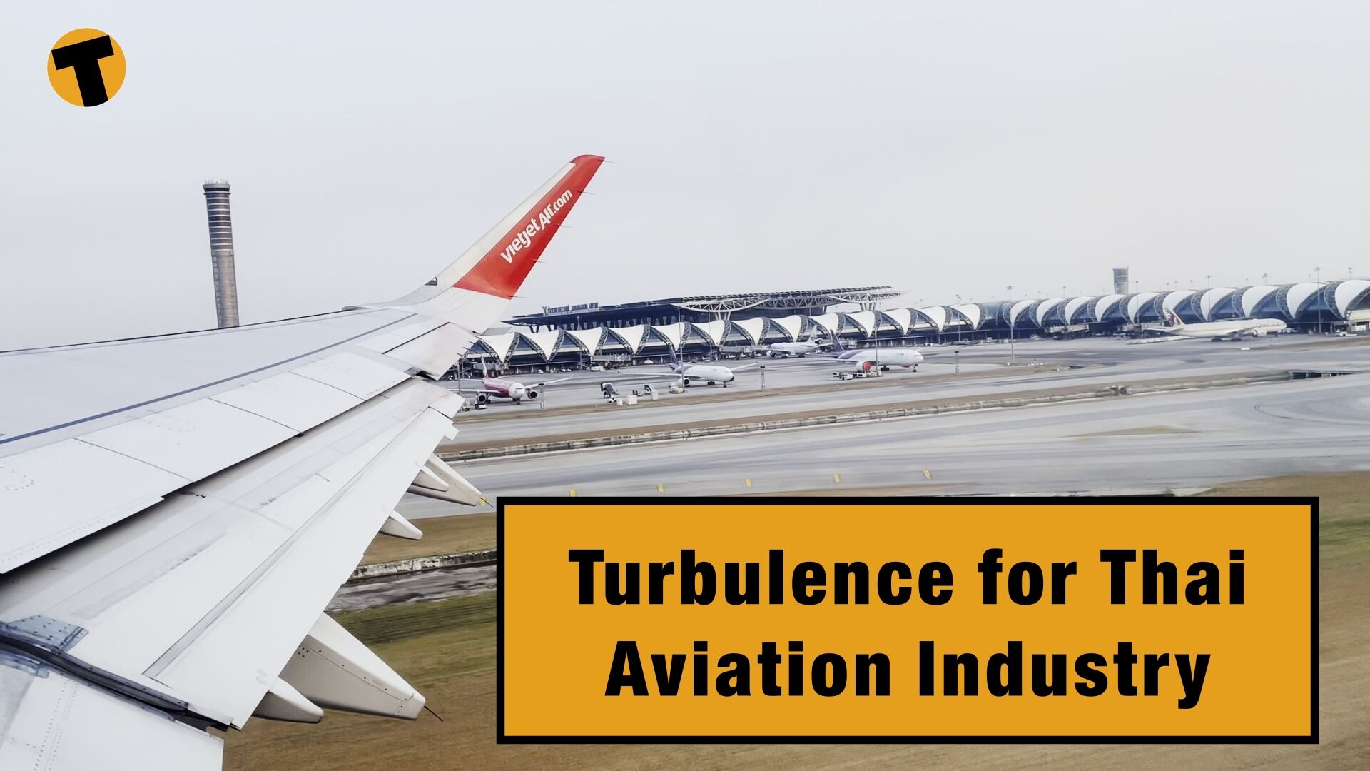 Turbulence ahead for Thailand's aviation industry | VIDEO | The Thaiger