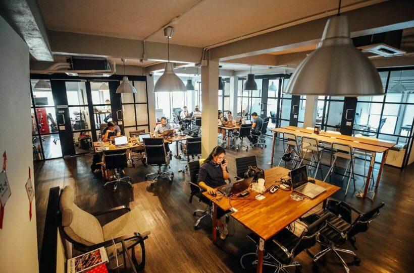 Workloft Hot Desking Area
