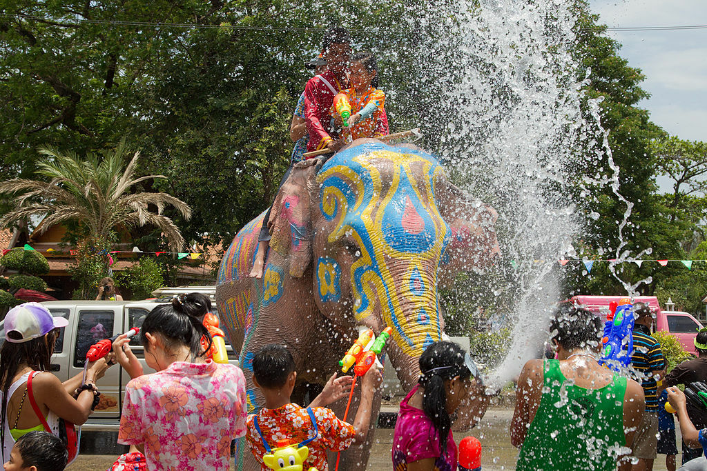 TAT New York office to host a virtual Songkran from Chiang Mai | Thaiger