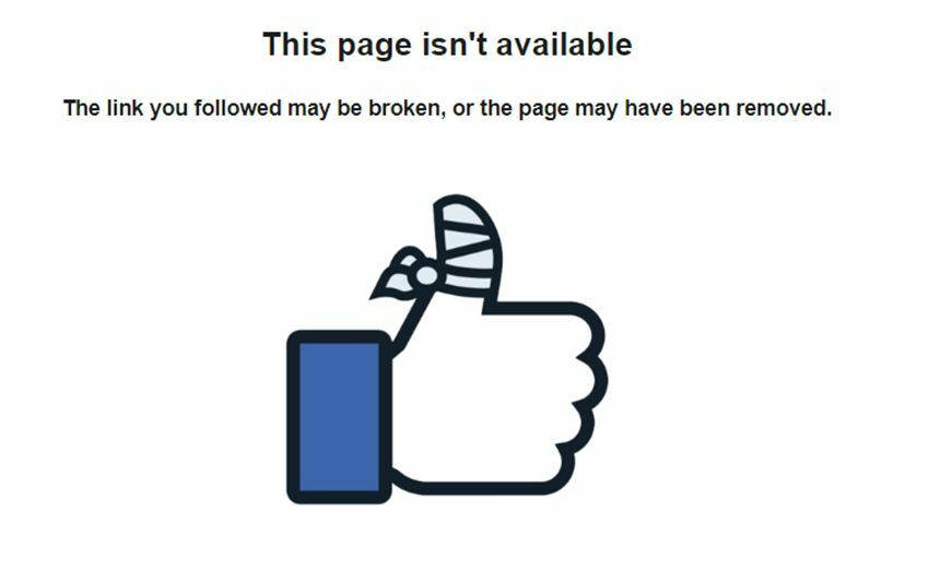"Facebook removes ""information-influencing"" pages linked to Thai military 