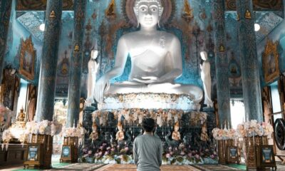 A guide to being respectful when visiting a Buddhist temple in Thailand | Thaiger