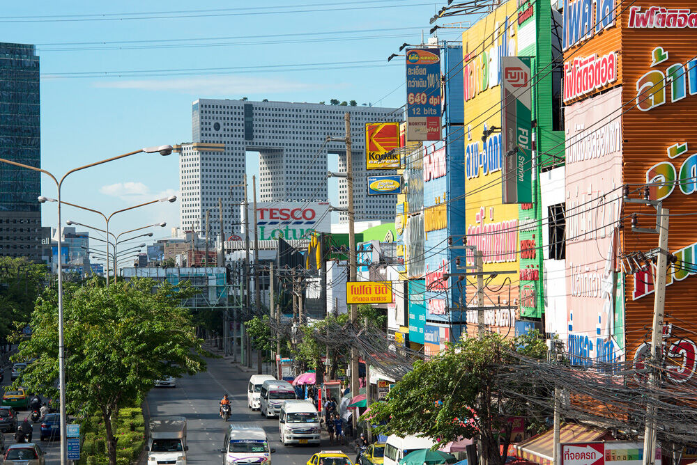 Motorists told to avoid certain areas in Bangkok as protests planned for today | The Thaiger