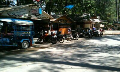 Thai man dies after motorbike hits tree in Phuket | Thaiger