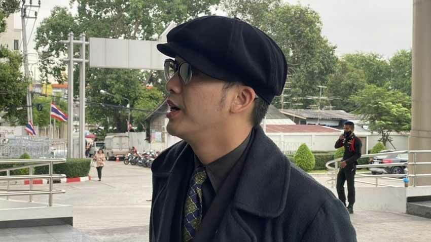 Thai musician and activist has bail request turned down | The Thaiger