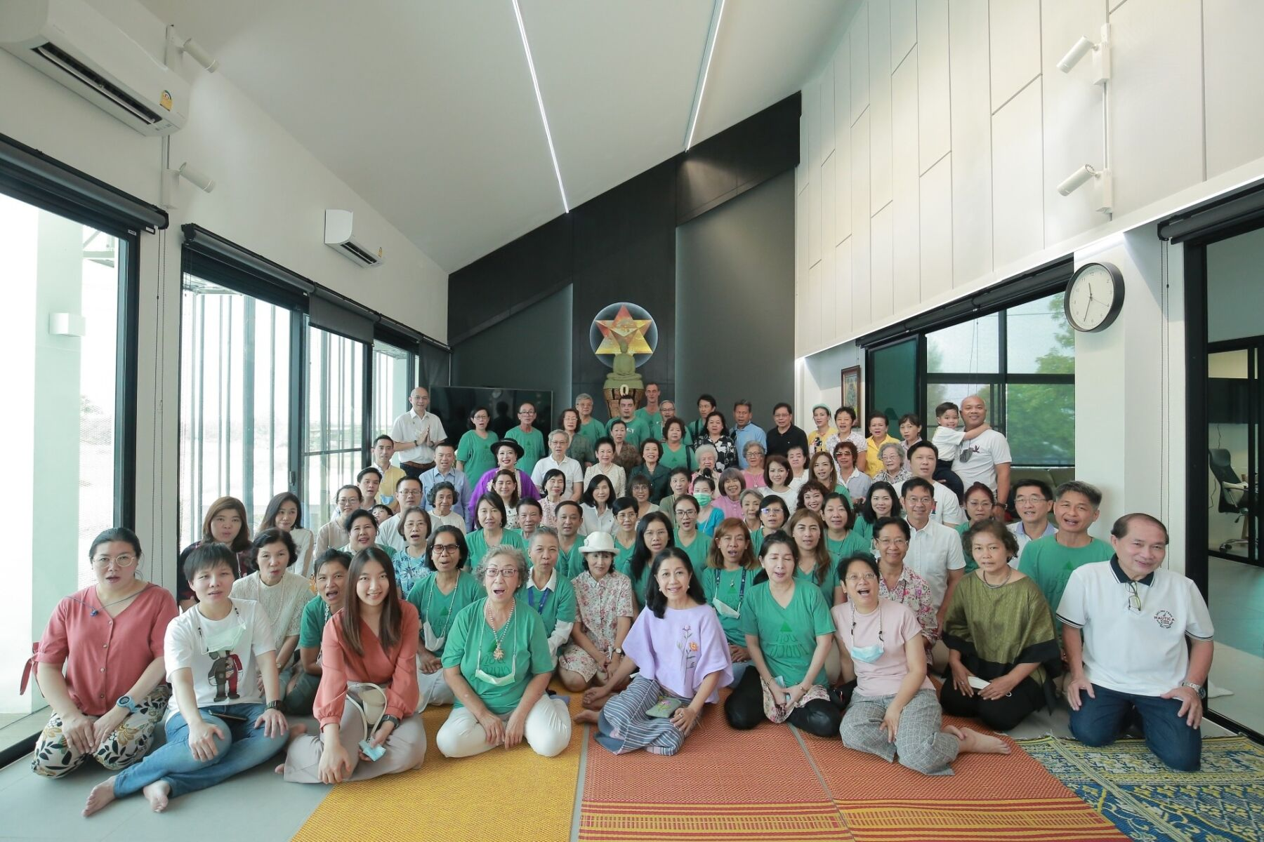 Supporters raise 17 million baht to open Vipassana Mindfulness Centre in Nakhon Pathom | News by Thaiger