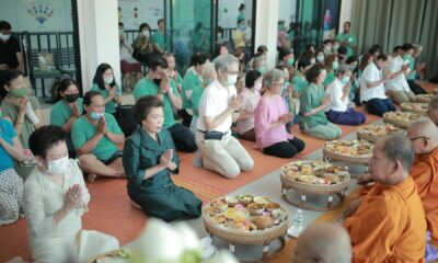 Supporters raise 17 million baht to open Vipassana Mindfulness Centre in Nakhon Pathom | Thaiger