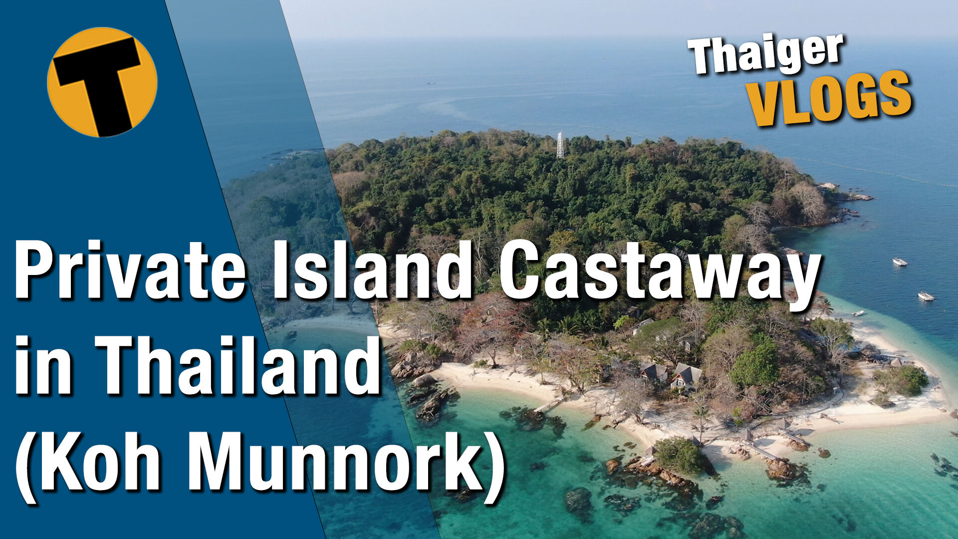 Be a private island castaway on Koh Munnork, Thailand | VIDEO | Thaiger
