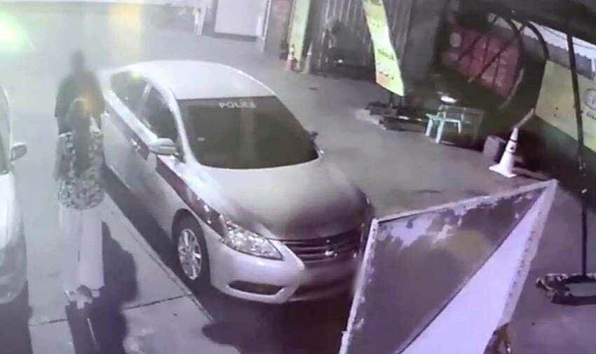 Bangkok police officer caught on film following actress into public toilet | Thaiger