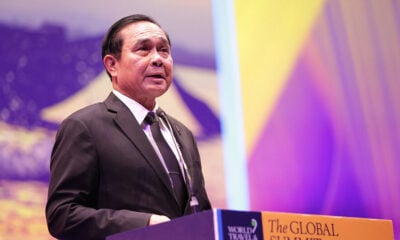 Thai PM joins world leaders in calling for pandemic treaty | Thaiger