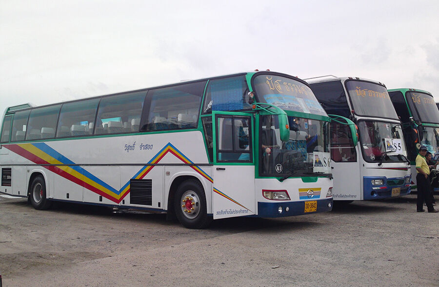 Tour bus operators in Phuket call for government help after a year of no work | Thaiger
