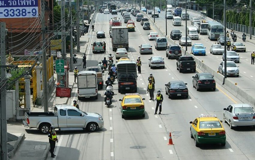 Police announce return of drink driving checkpoints, just in time for Songkran | Thaiger