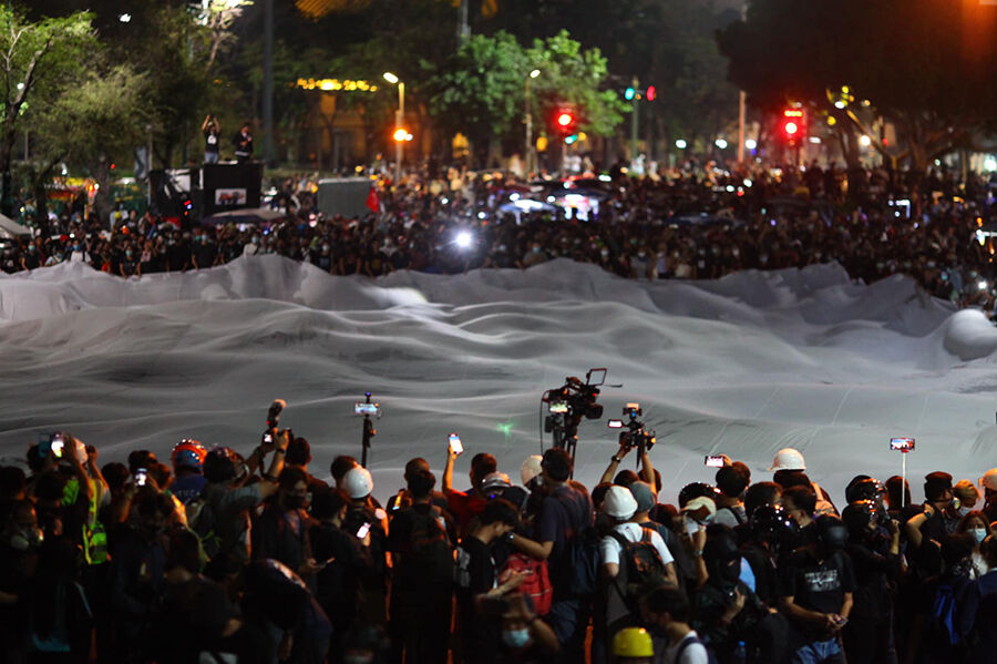 Thailand's media organisations issue joint statement in wake of political violence | Thaiger