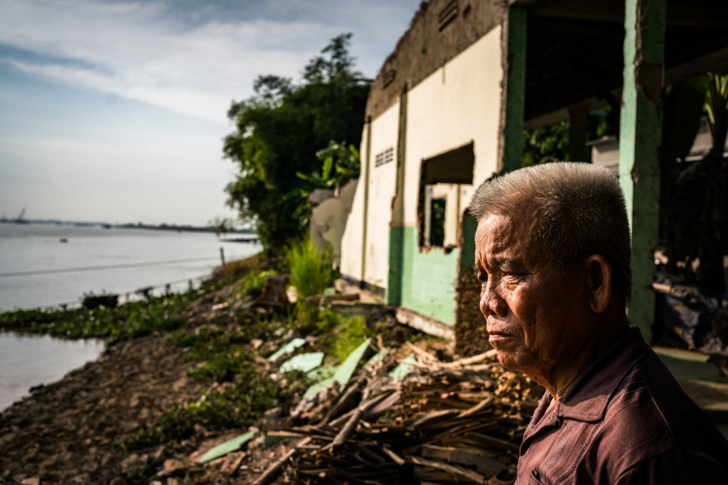 Homes and highways in Vietnam are being lost as Mekong delta washes away   Thaiger
