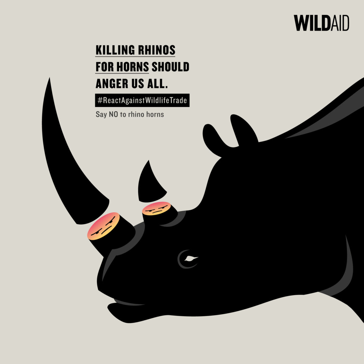 WildAid launches ad campaign in Thailand to raise awareness about illegal wildlife trade | News by The Thaiger
