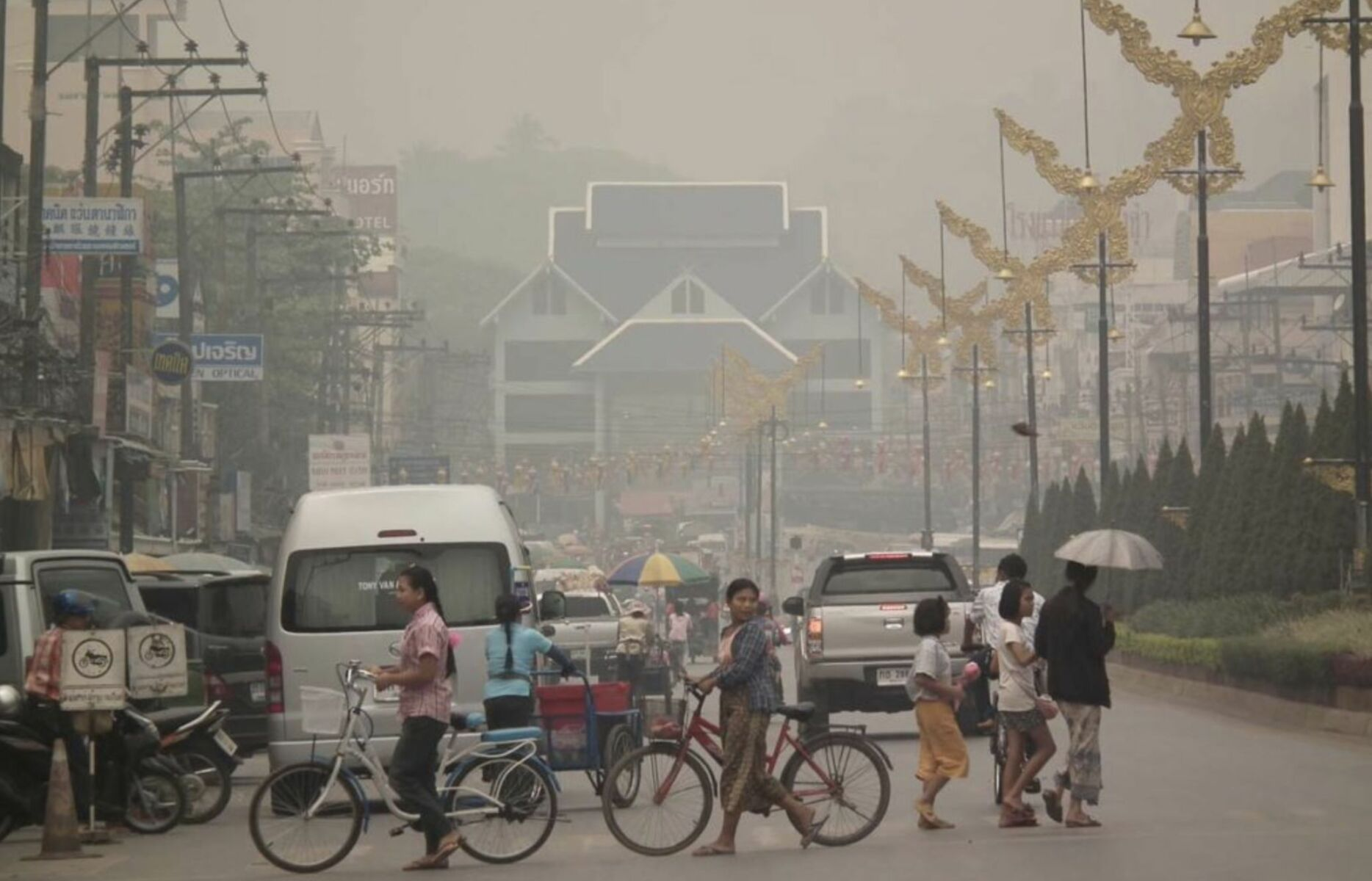 Bangkok fiddles whilst Chiang Mai burns – who's behind the annual smoke season? | Thaiger