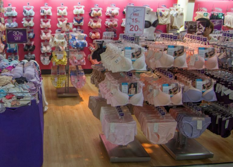 Thai lingerie manufacturer ordered to pay workers   Thaiger