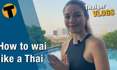 How to Wai like a Thai, with Som | VIDEO | The Thaiger