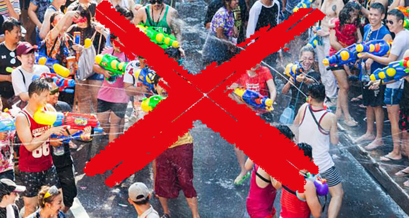 Thai government ditches water fights for Songkran – back to basics for 2021 | Thaiger